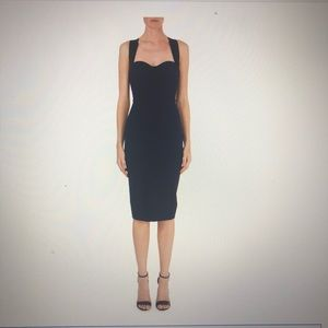 Gorgeous brand new victoria Beckham dress